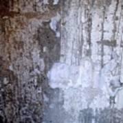 Abstract Concrete 8 Art Print