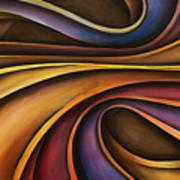 Abstract Design 15 Art Print