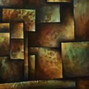 Abstract Design 16 Art Print