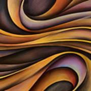 Abstract Design 31 Art Print