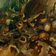 Abstract Design 90 Art Print