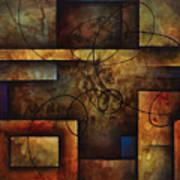 abstract design  A Art Print