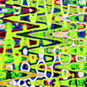 Abstract Dr #6 Art Print