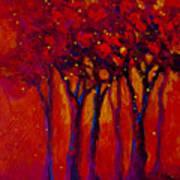 Abstract Landscape 2 Art Print