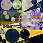 Abstract Painting - Tahuna Sands Art Print