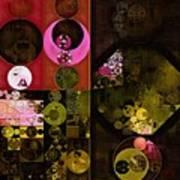 Abstract Painting - Tonys Pink Art Print