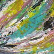 Abstract Piano 1 Art Print
