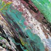 Abstract Piano 2 Art Print