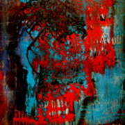 Abstract Play 04 Art Print