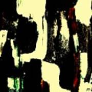 Abstract Quilt Art Print