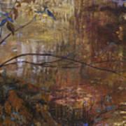 Abstract Reflections Art Print