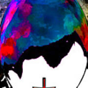 Abstract Religion 2a Art Print