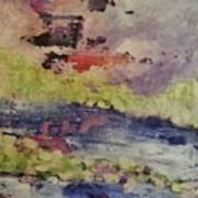 Abstract Series Dreaming Art Print