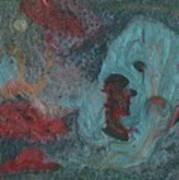 Abstract V Wr Art Print