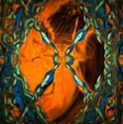 Abstract Visuals - Restructured Interior Art Print