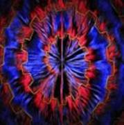 Abstract Visuals - Quantum Mechanical Headache Art Print