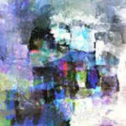 Abstract86 Art Print