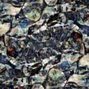 Abstraction 2326 Art Print