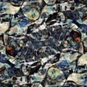 Abstraction 2329 Art Print
