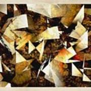 Abstraction 2398 Art Print