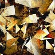 Abstraction 2399 Art Print