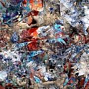 Abstraction 2400 Art Print