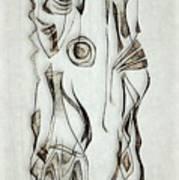 Abstraction 2822 Art Print