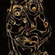 Abstraction 2979 Art Print