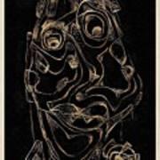 Abstraction 2982 Art Print