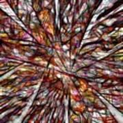 Abstraction 3100 Art Print
