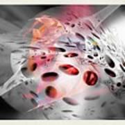 Abstraction 3307 Art Print