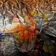 Abstraction 3415 Art Print