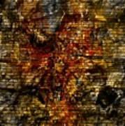 Abstraction 827 - Marucii Art Print