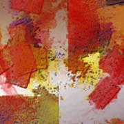 Abstrakt In Serie Art Print