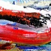 Abstraktes Bild 25 Art Print