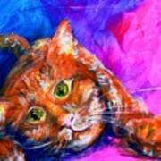 Abstrcat Art Print