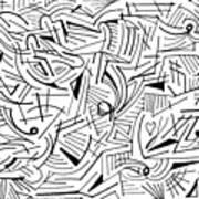 Abstruse Art Print
