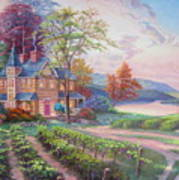 Abundant Harvest Art Print
