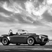 Ac Shelby Cobra Art Print