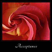 Acceptance 1 Art Print
