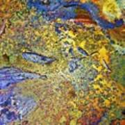 Acid Vs Texture Art Print