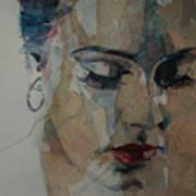 Adele - Make You Feel My Love  Art Print