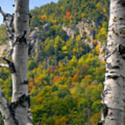 Adirondack Mountains New York Art Print