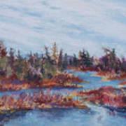 Adirondak Concerto Art Print