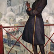 Adolfo Best-maugard Art Print