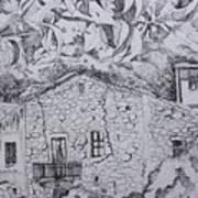 Adriatic Coast Art Print
