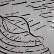 Adrift - Tile Art Print