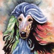 Afghan Storm Art Print