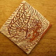 Afraid - Tile Art Print