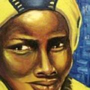 Africa 2 Art Print
